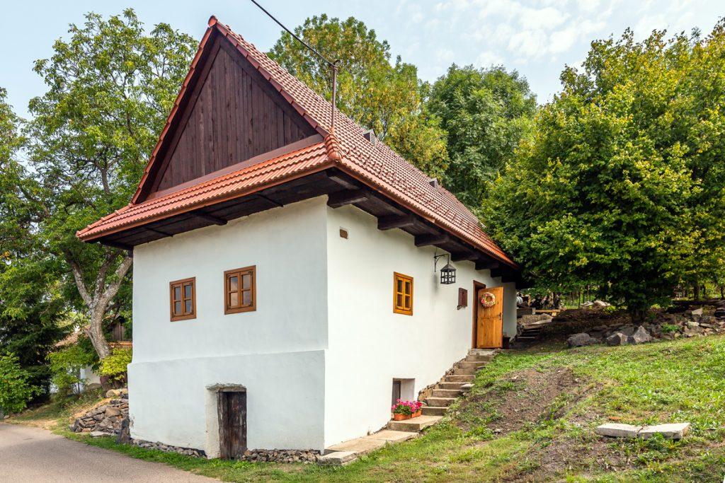 starý dom