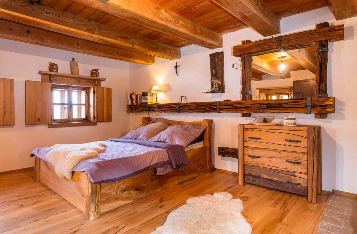 prerobený starý dom