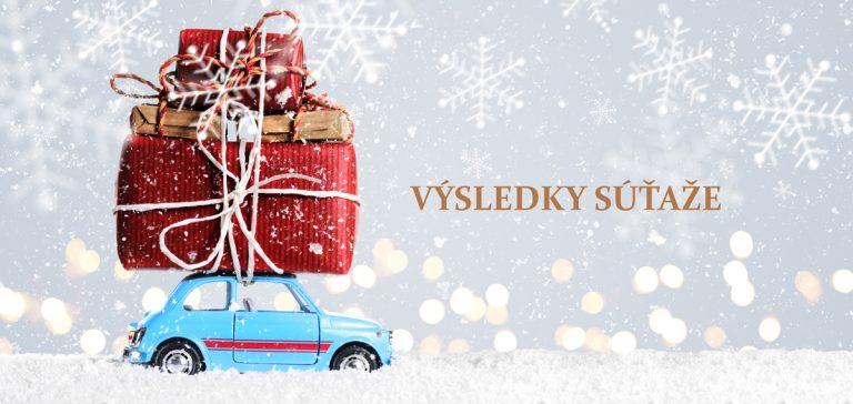 Výsledky vianočnej súťaže časopisu Pekné bývanie 12/2018