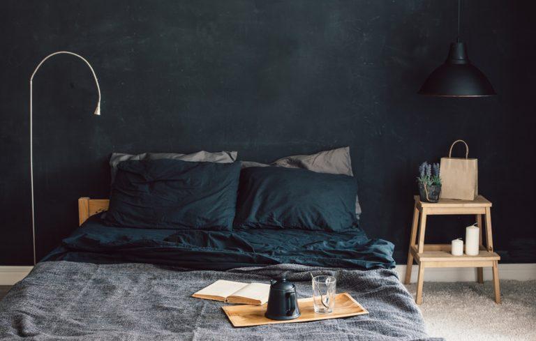 Čierne steny sú v móde