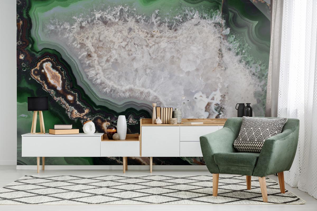 prírodný interiér