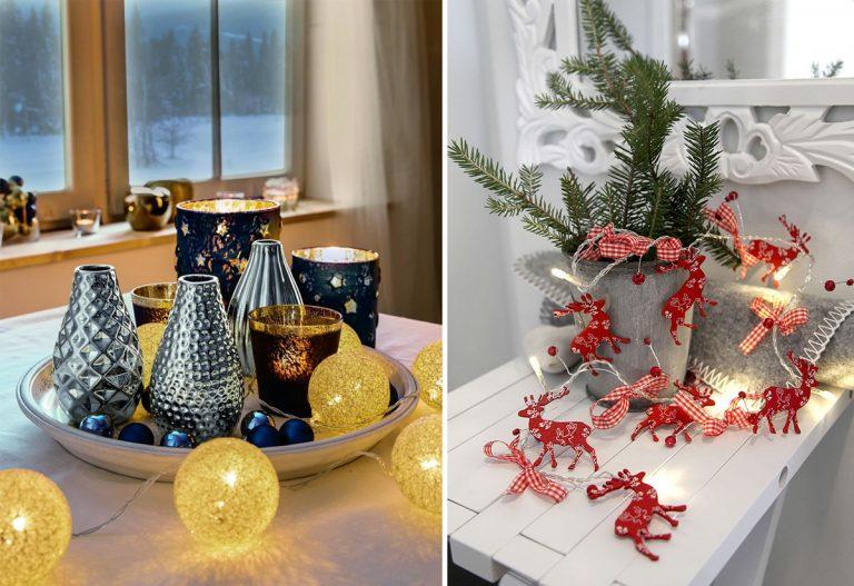 Svetlo v akejkoľvek podobe vytvorí (nielen) v čase Vianoc u vás doma neopakovateľnú atmosféru