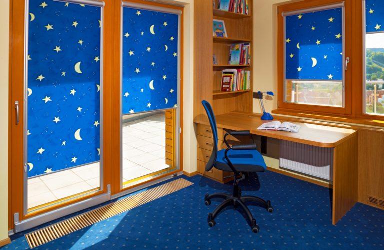 Vnútorné rolety zvýšia pocit vášho súkromia a vyzdvihnú charakter interiéru