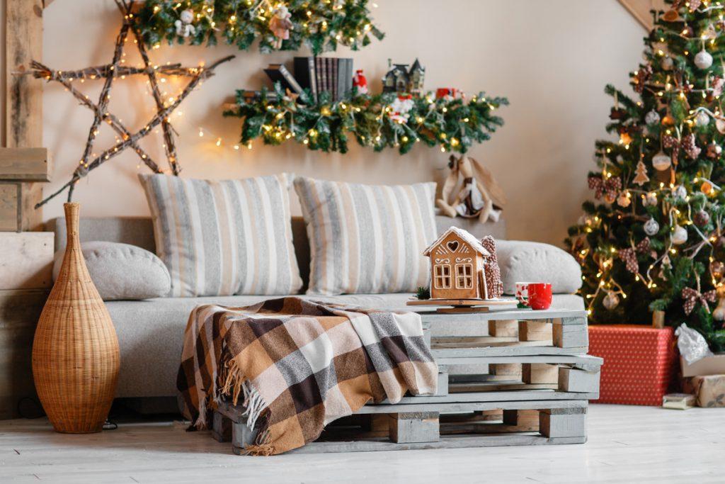 Vianočné zdobenie na 10 spôsobov
