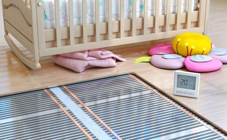 Teplo z podlahy: Všetko o podlahovom vykurovaní