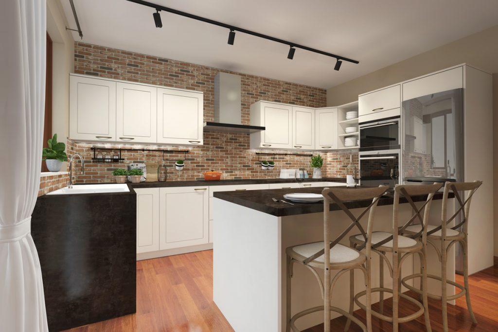 Nepáči sa vám kuchynská zástena? Akú zvoliť novú?