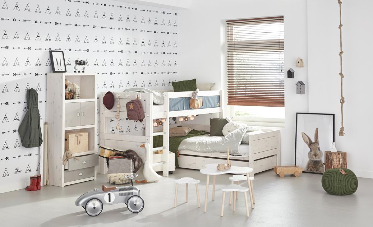 detská izba, detský nábytok, farby v detskej izbe