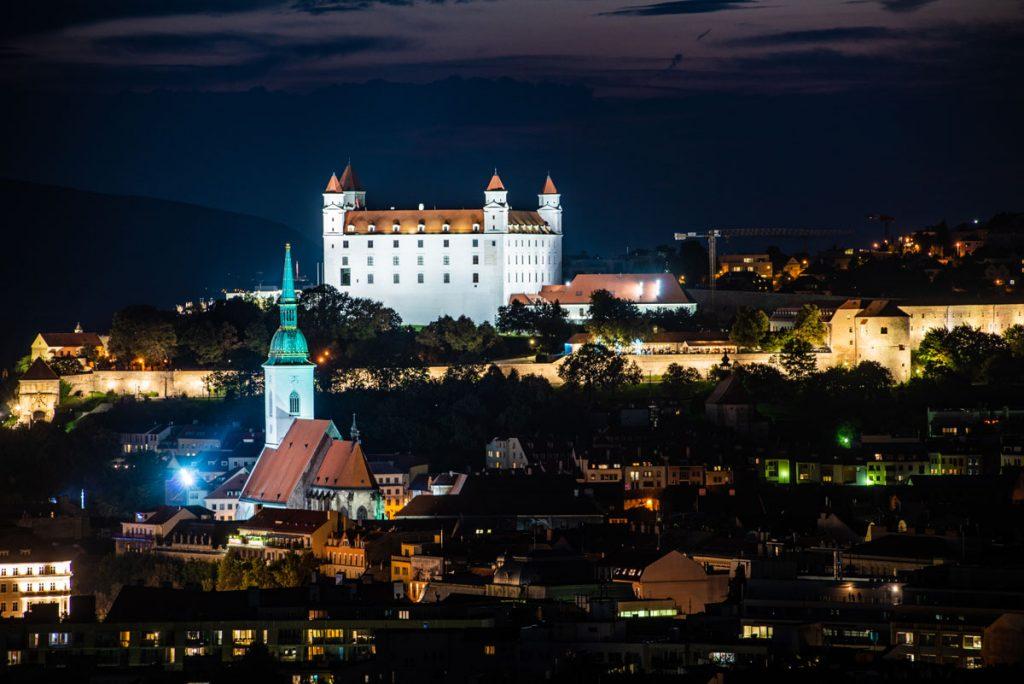 Na návšteve: Víkendový byt s nádherným výhľadom na Bratislavu