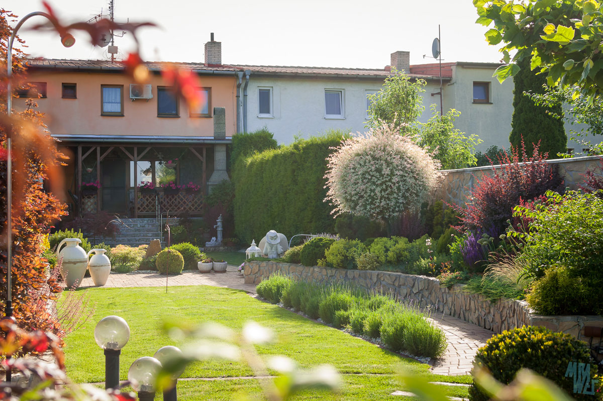 zakladanie záhrady