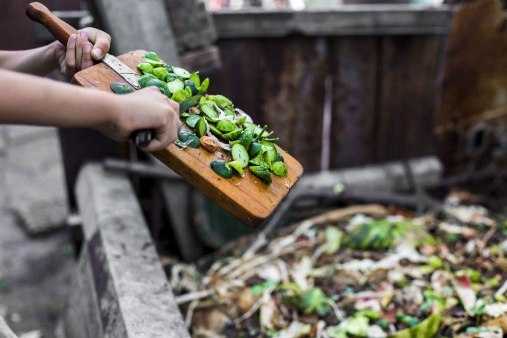 kompost,kompostovisko