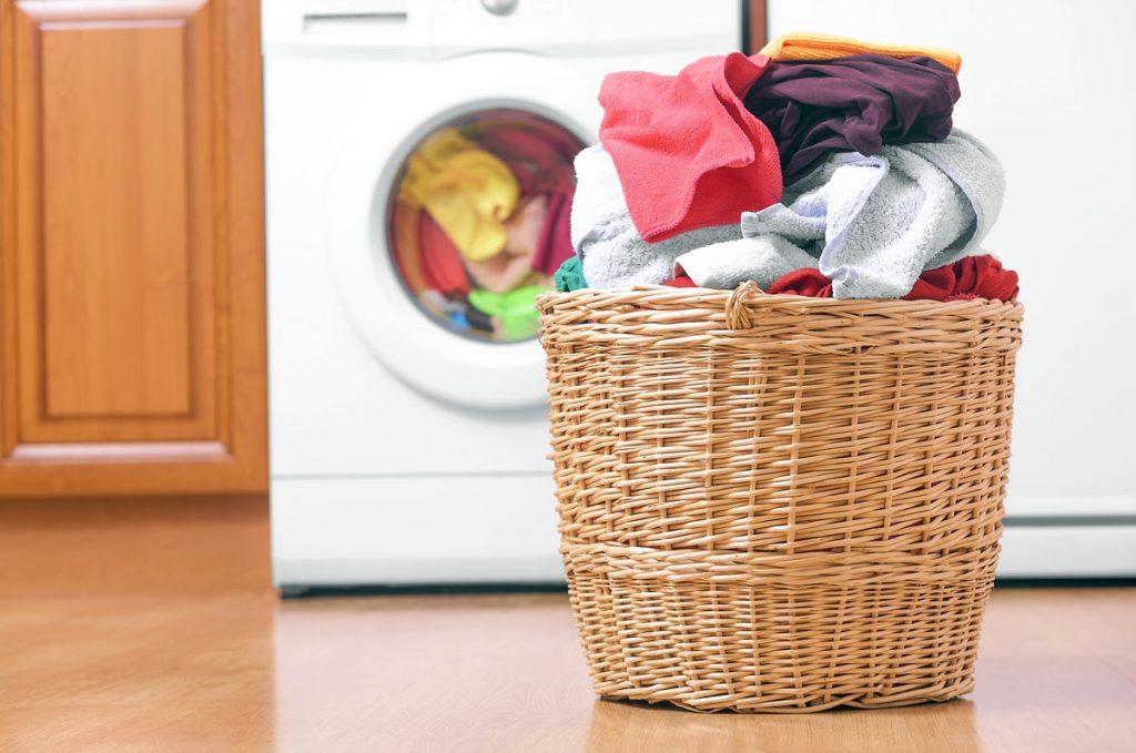 setrné pranie