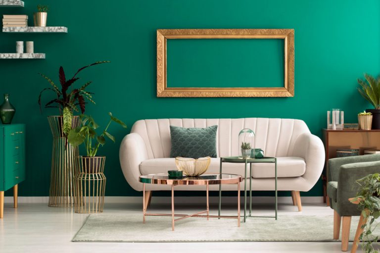 12 trendov v obývačke, ktoré si zamilujete