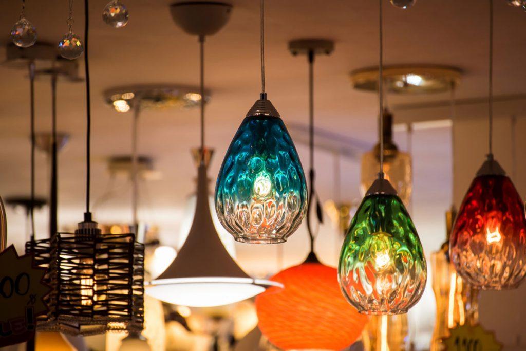 Vyberáme osvetlenie: Kuchyňa a chodba