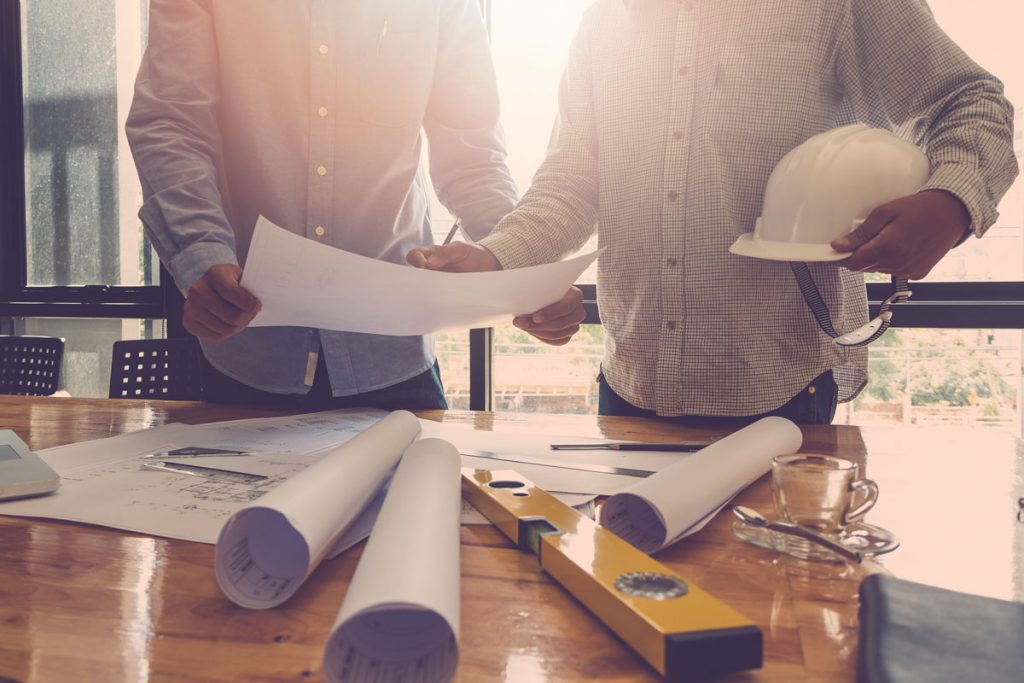 plánovanie stavby, stavebný dozor