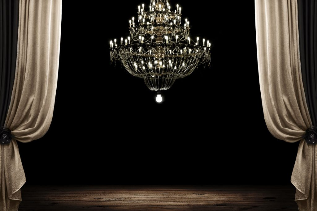 Osvetlenie, s ktorým zažiaríte. Vyberte si to svoje