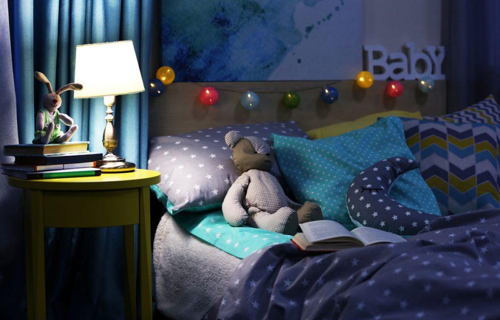osvetlenie do detskej izby