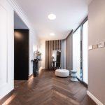 dubové parkety v interiéri