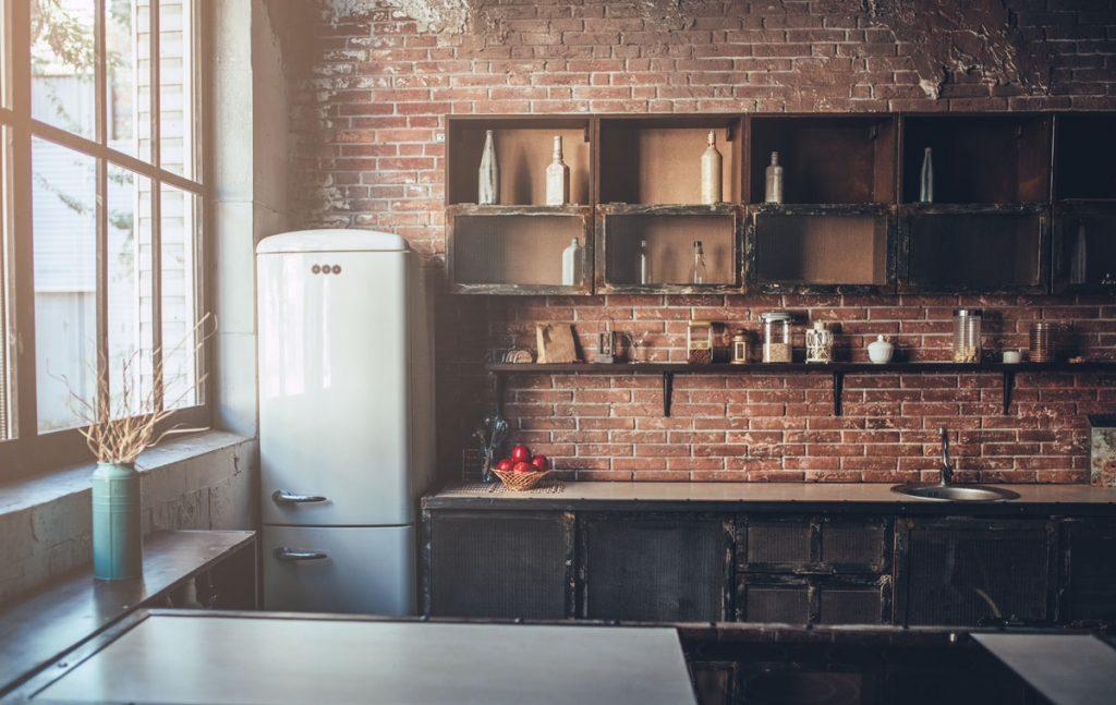 kuchynská zástena