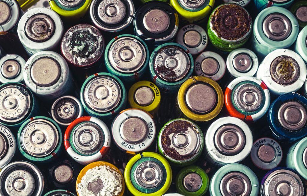 tužkové baterky