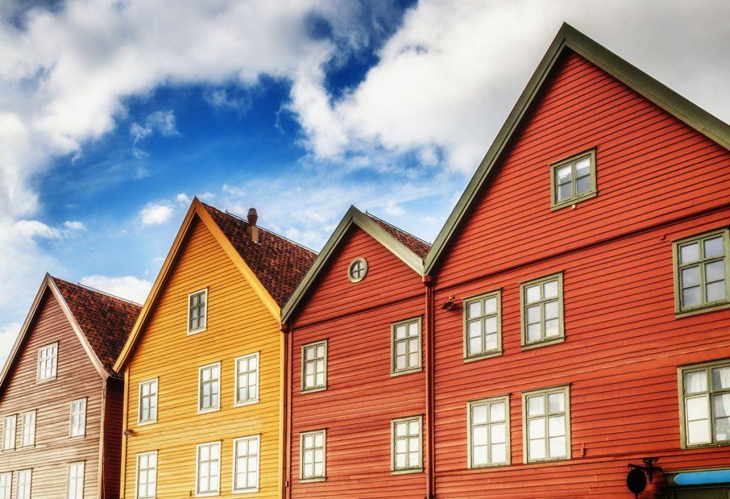 výber fasády na rodinný dom
