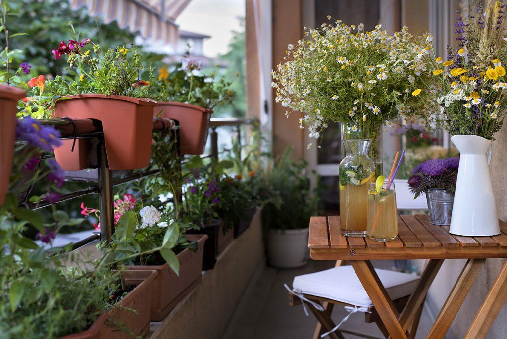 Vlastná záhrada? Na balkóne, či terase sa stane realitou
