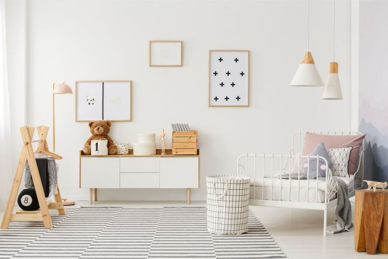 Detská izba patrí deťom. Zariaďte ju preto podľa ich predstáv