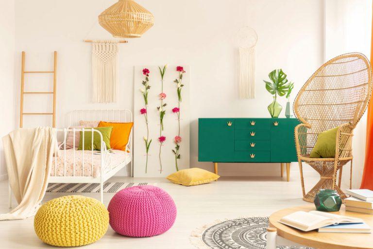Pletený nábytok a dekorácie zapadnú dokonale do moderného aj vidieckeho interiéru!