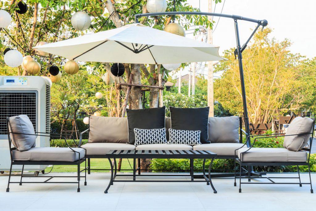 Špeciál o terasách: Ukryte sa pred slnkom vhodným zatienením terasy