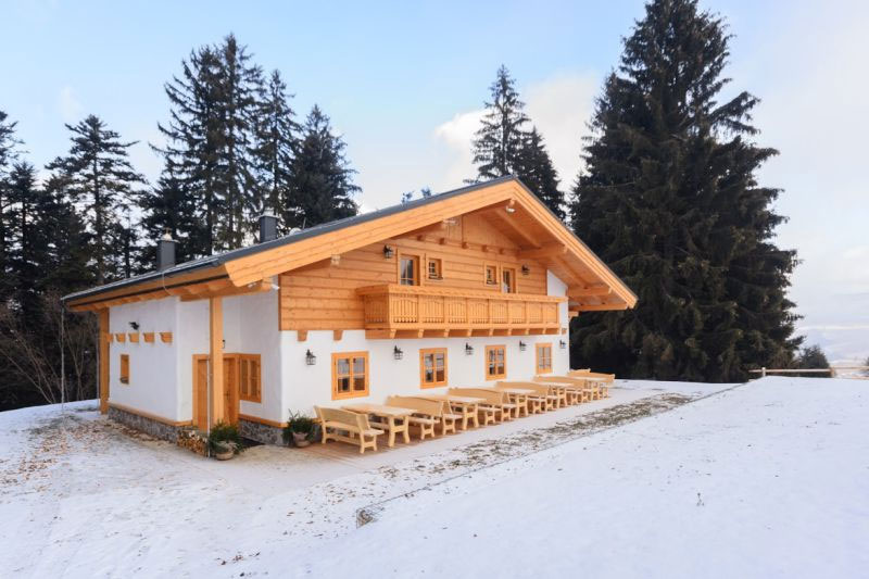 dom z tatranského profilu