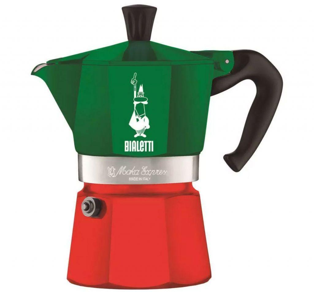 kávovar na prípravu espressa