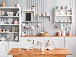 Kuchyňa ako zo škatuľky: 20 štýlových spôsobov ako si zorganizovať potraviny a riady