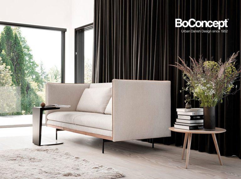Vyhrajte sedačku BoConcept v celkovej hodnote 3 500 €!
