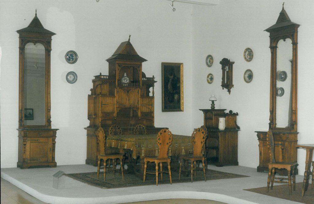 historická jedáleň z obdobia 1890 od autora Blažeja Bullu