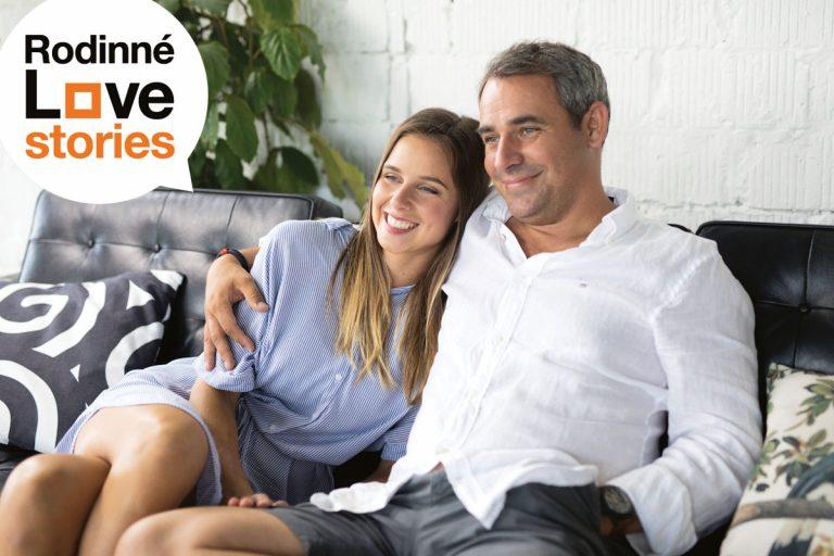 Rodinné LOVEstories Nely Pociskovej a Filipa Tůmu: Takto vyzerajú ich spoločné chvíle v obývačke