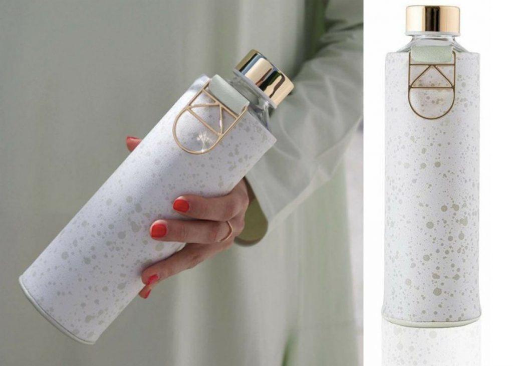 sklenená flaša v obale EQUA MISMATCH Essence