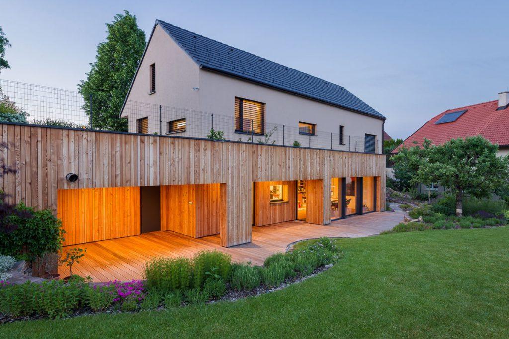 pasívny rodinný dom