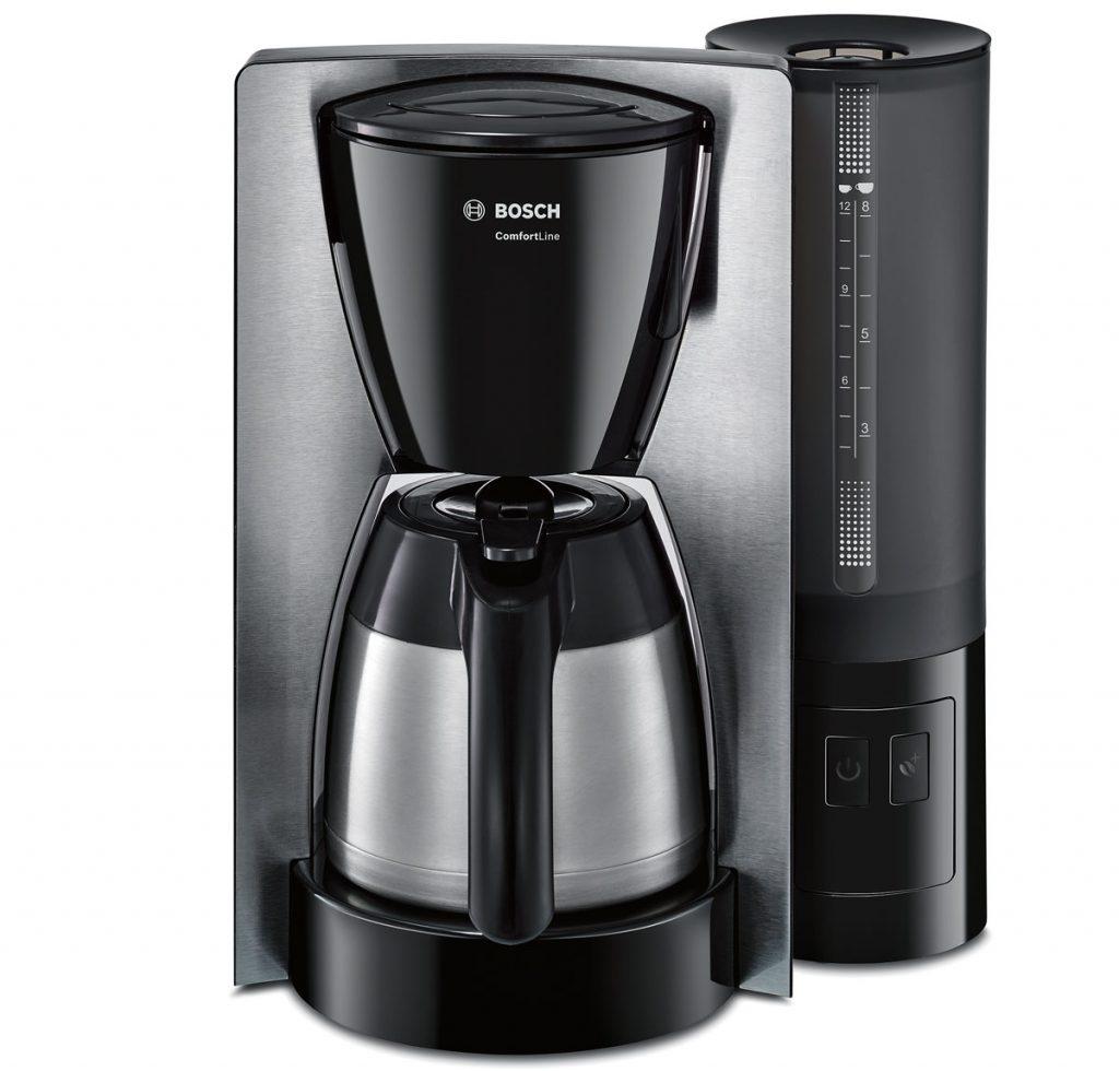 kávovar na filtrovanú kávu Bosh