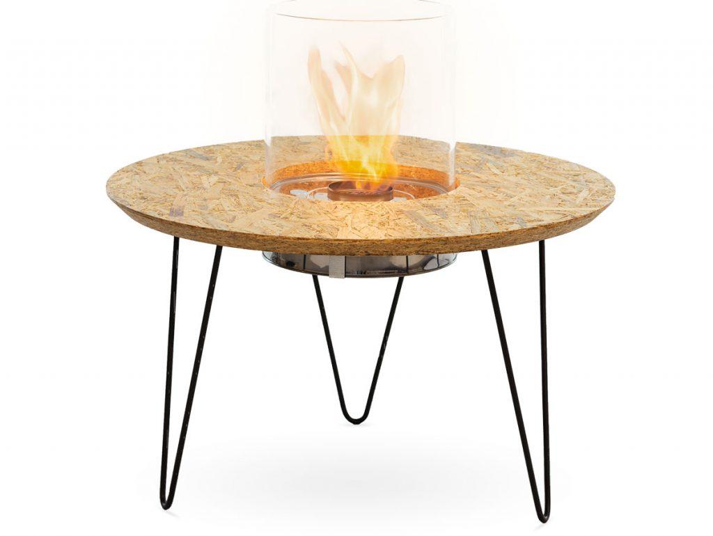 Ohňový stolík Planika
