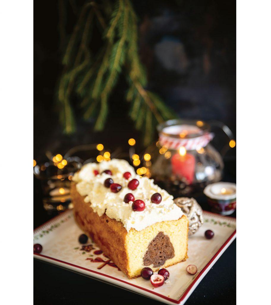bábovka vianočný recept
