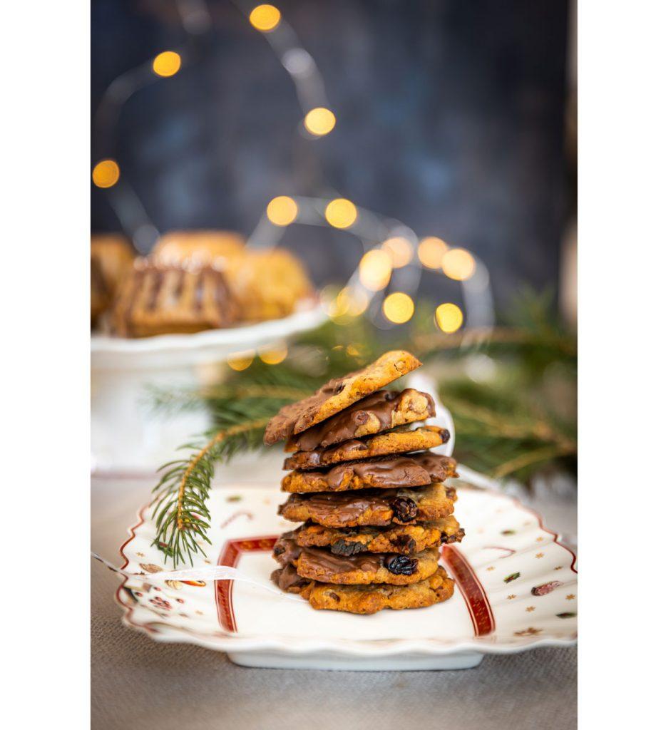 vianočné florentínky recept