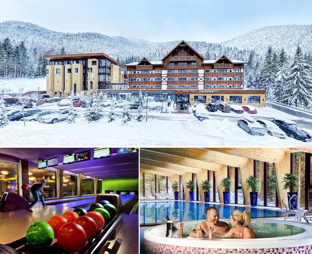 Hotel Wellness Hoteli Chopok****