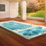 celoročné swim spa Spa studio