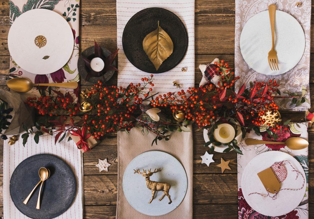 8 jednoduchých tipov, ktoré spravia zo sviatočného stolovania veľkú parádu
