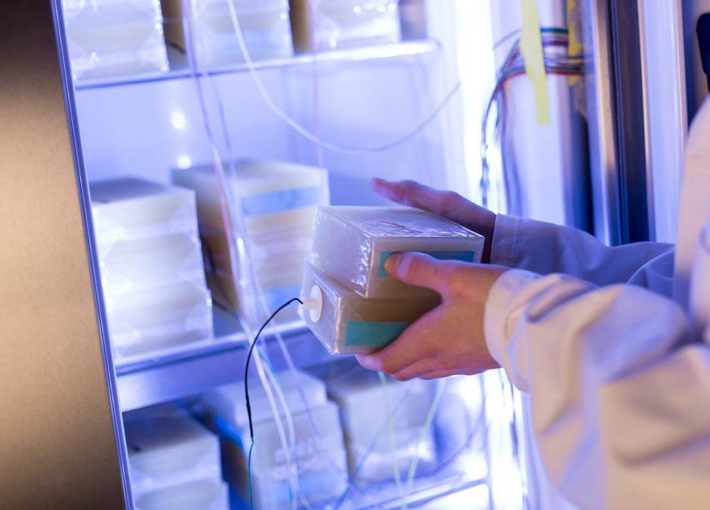 testovanie chladničiek