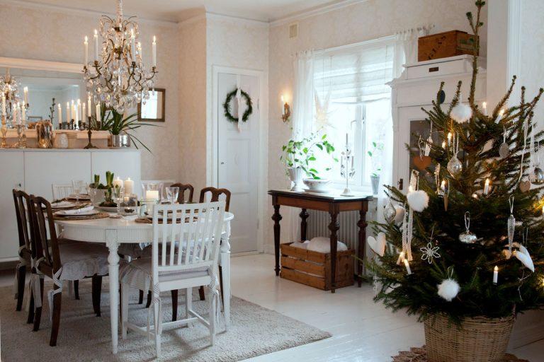 Škandinávska vidiecka romantika ukrytá v starom 50-ročnom dome