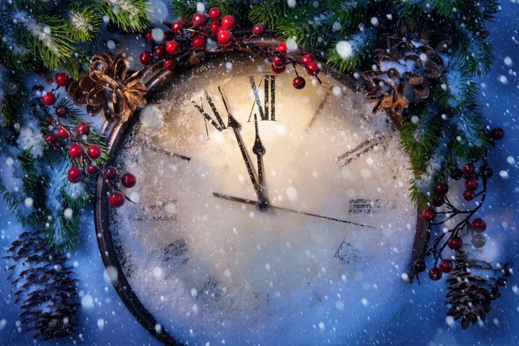 novoročné prianie časopisu Pekné bývanie