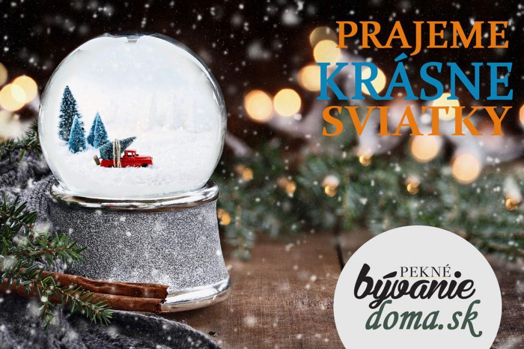 vianočné prianie Pekné bývanie