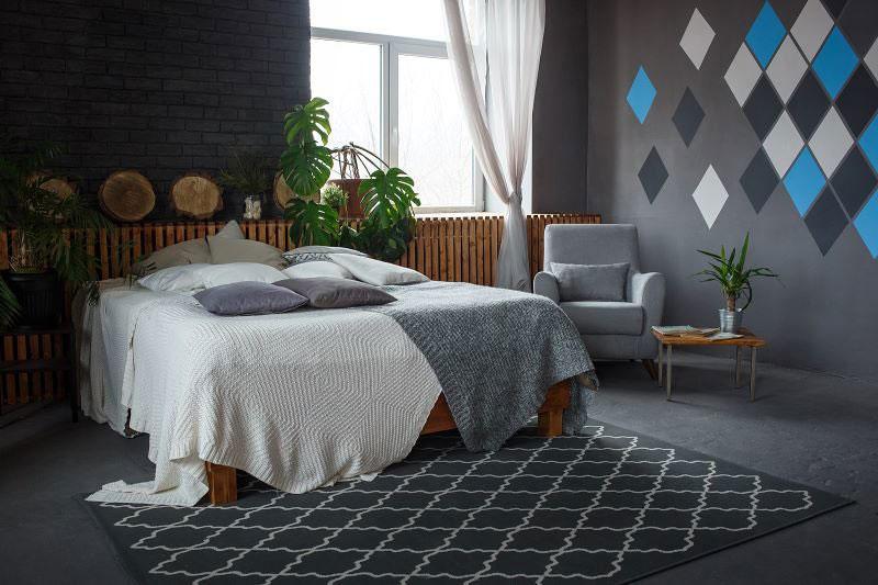 interiérové trendy 2020, interiér so staršími kusmi nábytku
