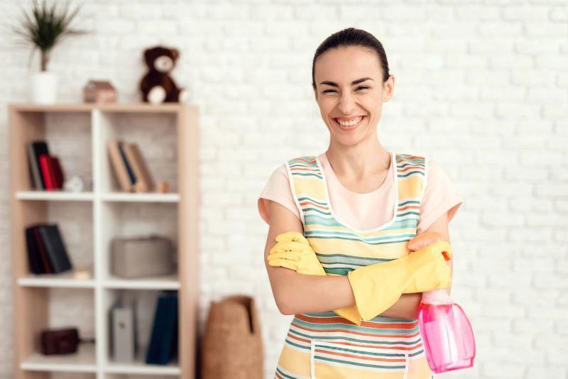 čistenie domácnosti bez chémie