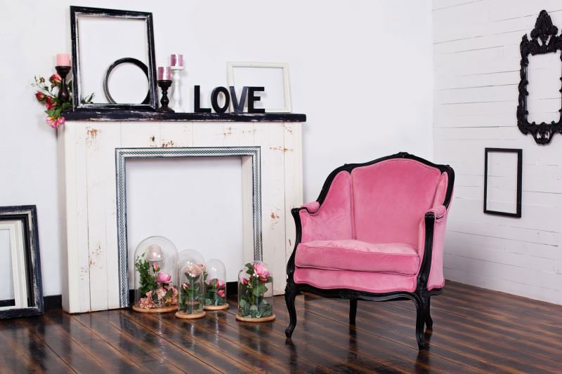 interiérové trendy 2020, kombinovanie starých a nových kusov nábytku